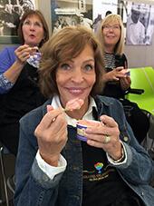 dondoli gelato class gelateria dondoli san gimignano siena