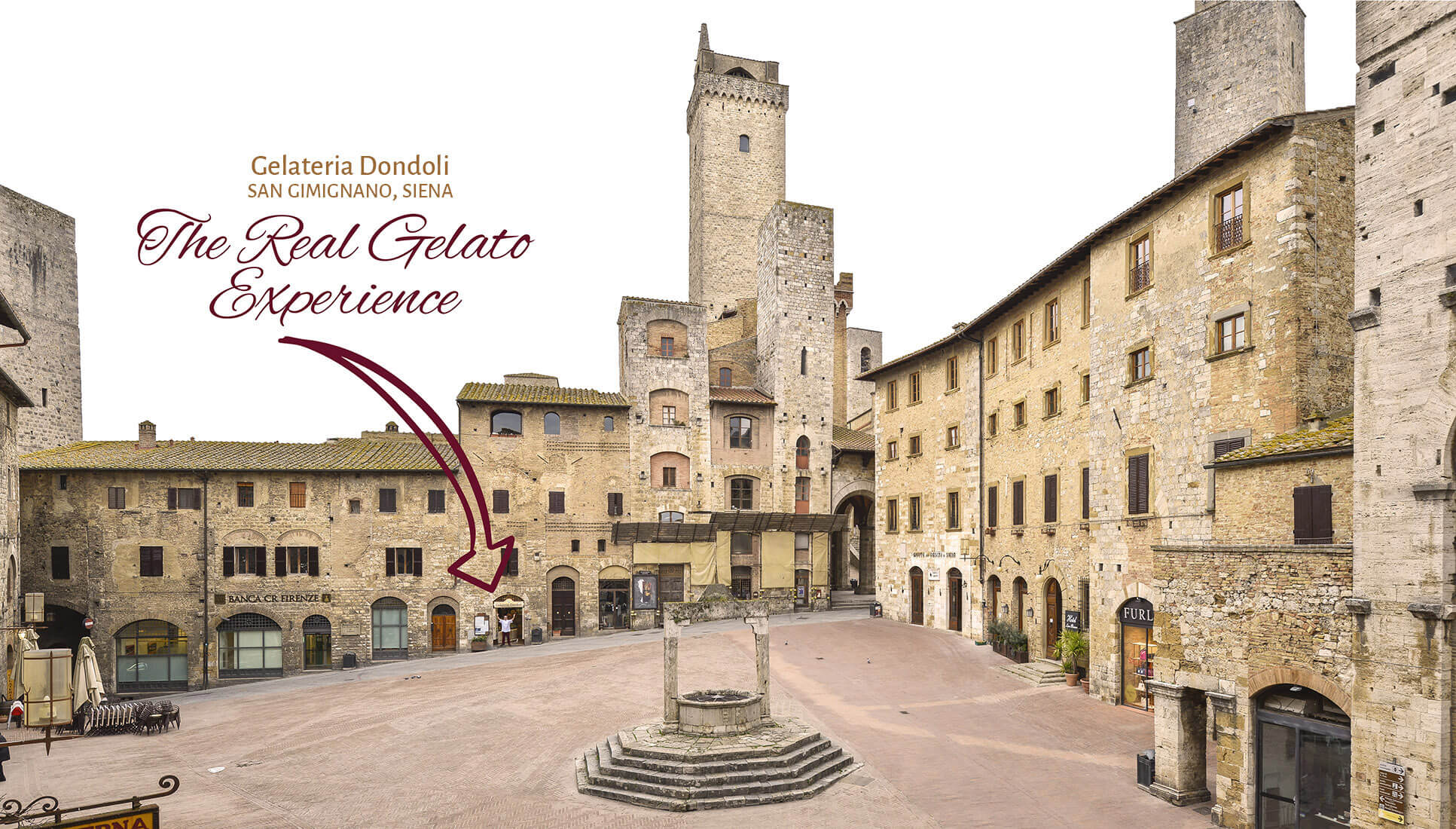 Dondoli Gelato Class San Gimignano Siena